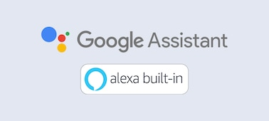 Logoer for Google Assistant og Alexa