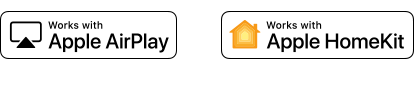 Apple AirPlay-/Apple HomeKit-logo