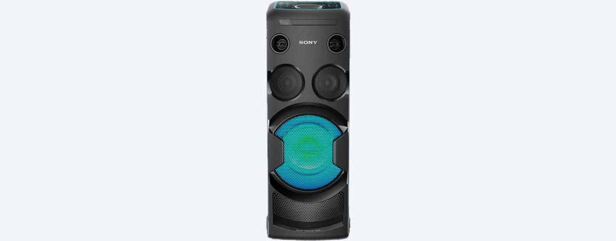 MHC V50D spesifikasjoner   Alt i ett HiFi anlegg   Sony NO