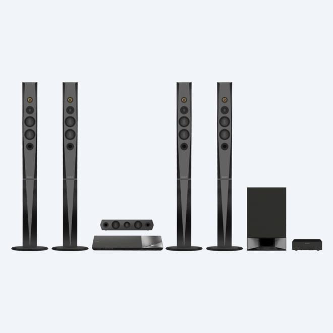 Alt i ett spillstrømming | Sony NO