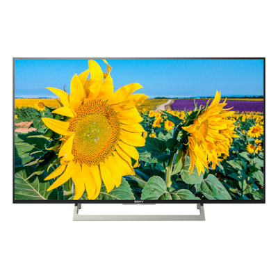 Bilde av XF80| LED | 4K Ultra HD | High Dynamic Range (HDR) | Smart-TV (Android-TV)