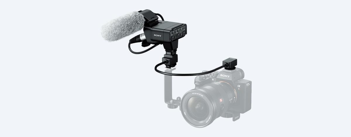 Sony XLR K3M microphone   Billig