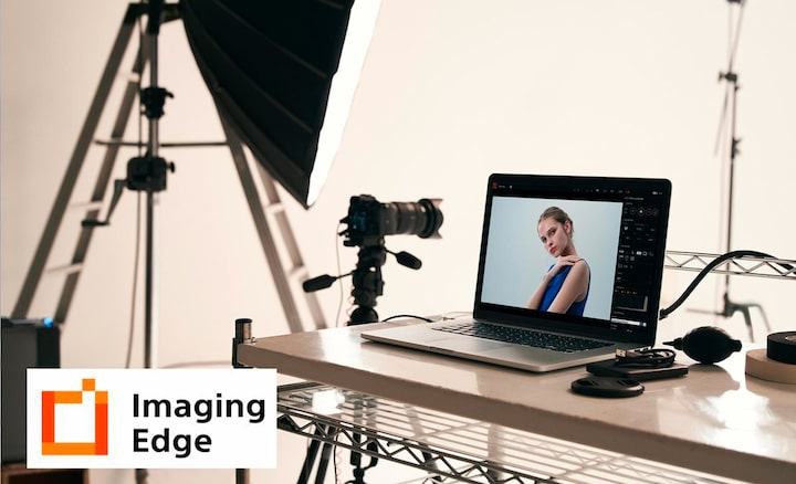 Bilde av Imaging Edge-program