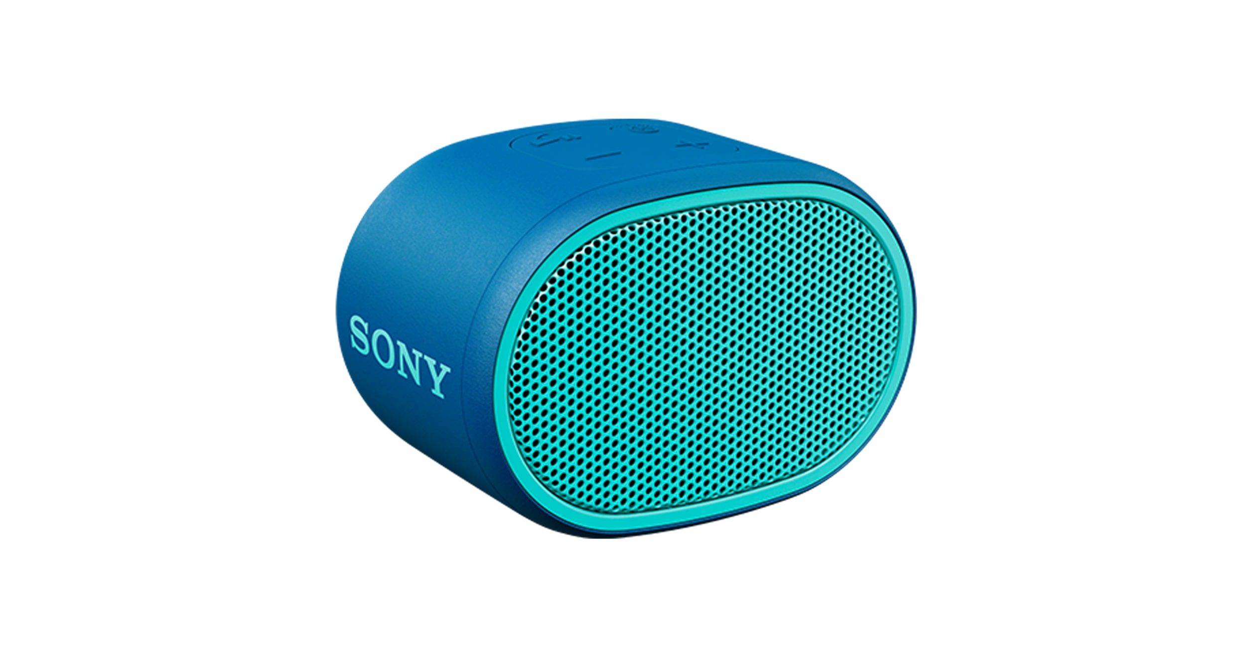 Sony trådløs høyttaler SRS XB01, hvit   Telenor Nettbutikk