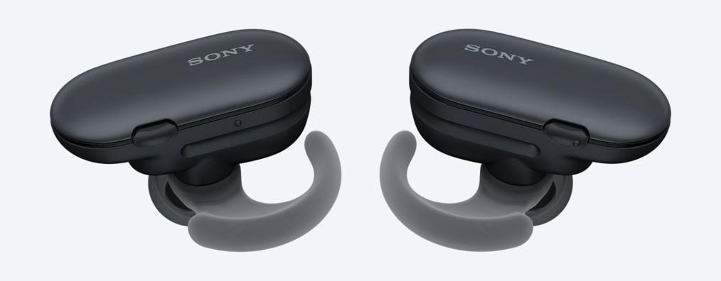 679138b7a Sony WF-SP900 trådløse sportsøretelefoner