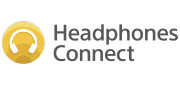 Sony | Headphones Connect-appens logo