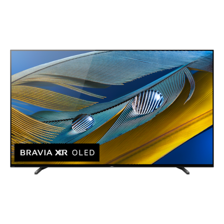 Bilde av A80J / A83J / A84J | BRAVIA XR | OLED | 4K Ultra HD | High Dynamic Range (HDR) | Smart-TV (Google TV)