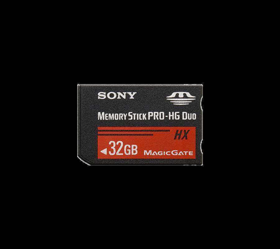 572b9f1b0 MSHX32B | Kjøp 32 GB høyhastighets Memory Stick Pro Duo™ 50 MB/sek ...