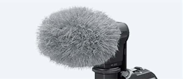XYST1M Stereomikrofon til sko for flere grensesnitt | ECM