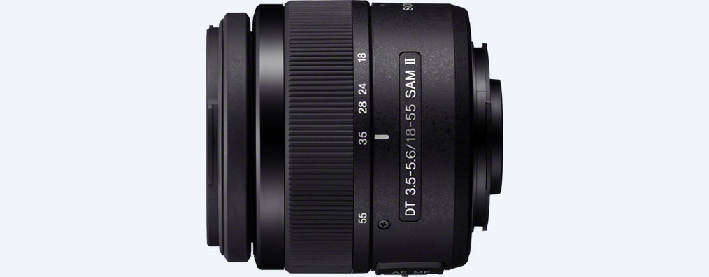 Bilder av DT 18–55 mm F3,5–5,6 SAM II