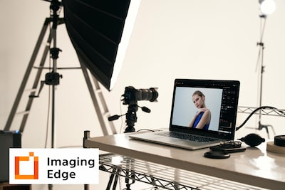 Imaging Edge™ Remote, Viewer, og Edit