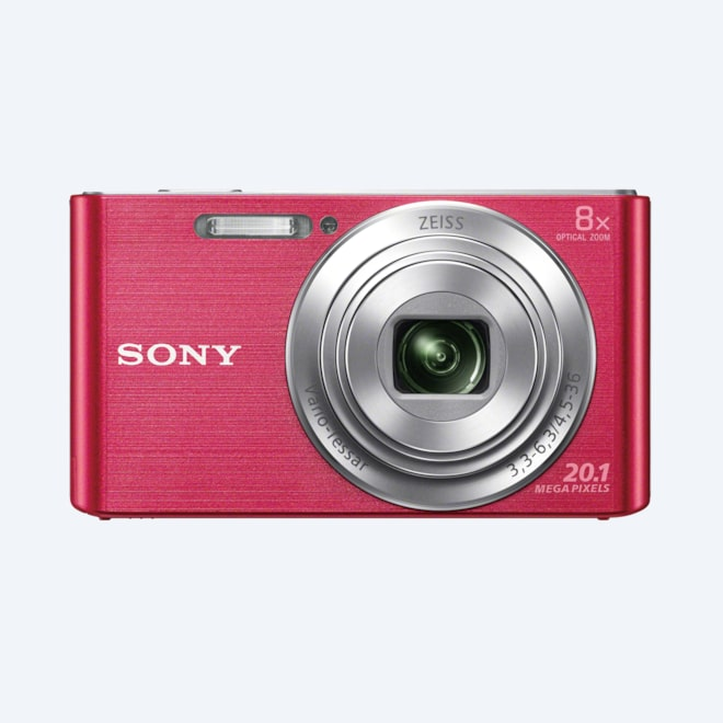 Kompaktkameraer | Kompakte digitalkameraer | Fotokameraer