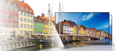 Bilde av RE40 R40E LED HDR-TV med X-Reality PRO