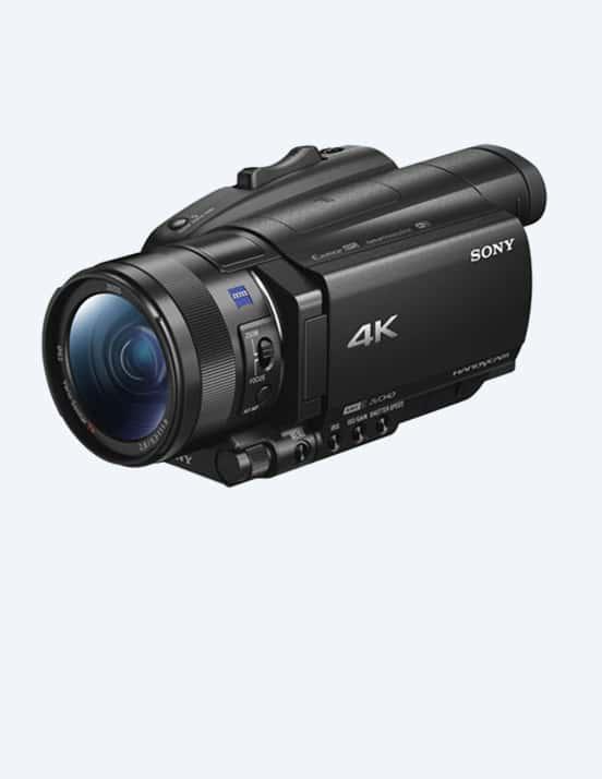 969746fe Videokameraer | Finn ditt 4K eller Full HD videokamera | Sony NO