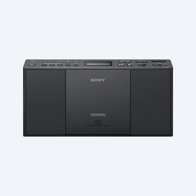 Kassettradioer, radioer og bærbare CD spillere | Sony NO