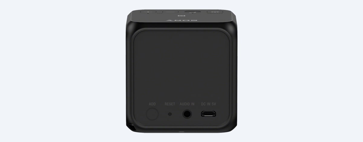 Bærbar mini Bluetooth® høyttaler til festen   SRS X11   Sony NO