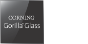 Logo for Corning Gorilla Glass