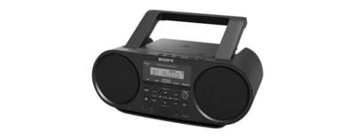 Bilder av CD-kassettradio med Bluetooth®